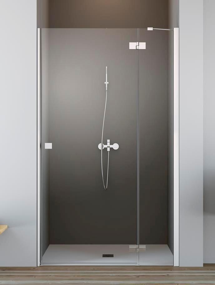 Душевая дверь Radaway Essenza New DWJ 120 R прозрачное недорого