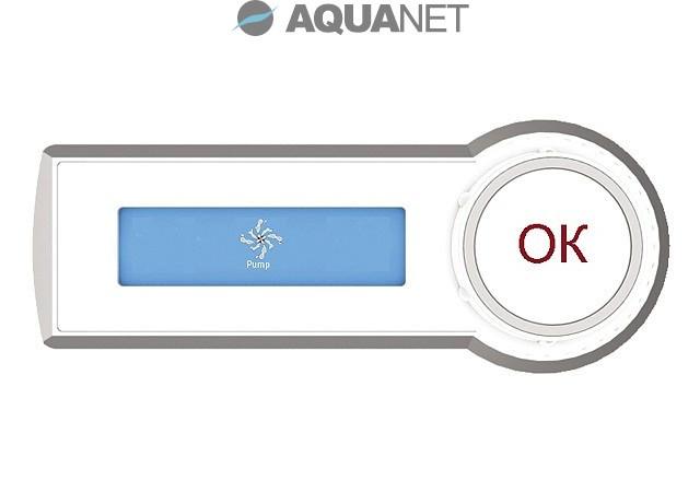 Пульт для ванн, с г/м Aquanet PR9871 цена 2017