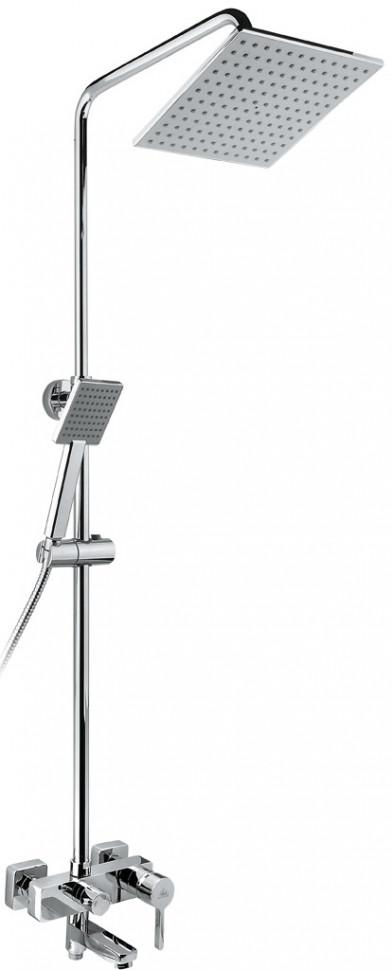 Душевая система Timo Hette SX-1020 Z зеркало timo аура белый с золотом au z 100 m b g