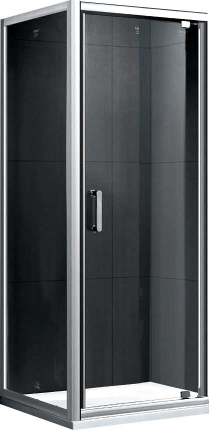 Фото - Душевой уголок 60х80 см Gemy Sunny Bay S28120-A80 прозрачное душевой уголок gemy sunny bay 90х100 прямоугольный профиль хром стекло прозрачное