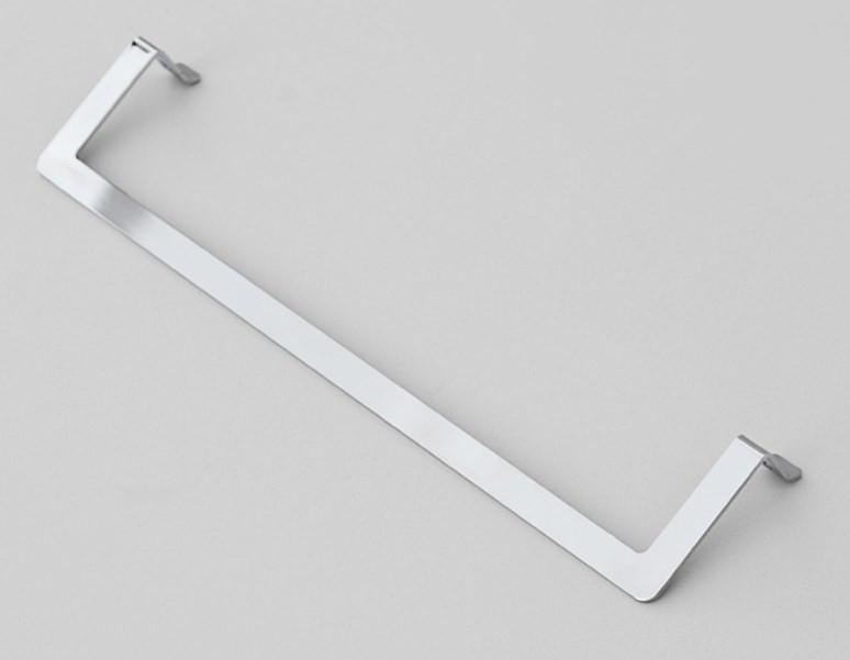 Полотенцедержатель 49,6 см Artceram Blend BLA001/3105cr биде подвесное artceram blend blb0010100 l3120bi 1