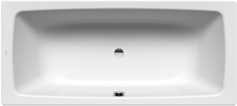 Стальная ванна 180х80 см Kaldewei Cayono Duo 725 с покрытием Anti-Slip и Easy-Clean стальная ванна kaldewei cayono 747 easy clean 150x70 см с ножками