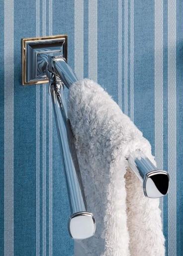 Полотенцедержатель 41,5 см Colombo Design Portofino B3212
