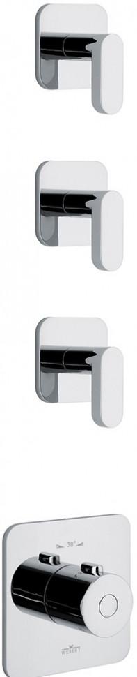 Термостат для ванны Webert Living LV971502015