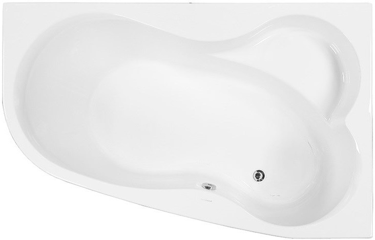 Акриловая ванна 160х105 см R Vagnerplast Melite VPBA163MEL3PX-04 акриловая ванна 160х105 см l vagnerplast selena vpba163sel3lx 04