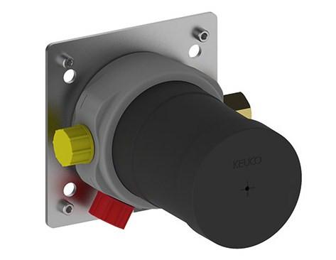 Встраиваемая функциональная часть термостата Keuco IXMO 59553000070