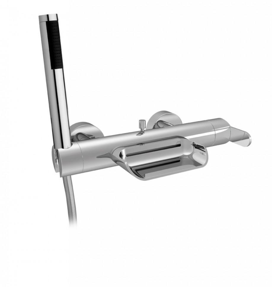 Смеситель для ванны хром, ручка хром Cezares Heaven HEAVEN-VDM-01-Cr смеситель для ванны tsarsberg ручка 1202 ис 240051