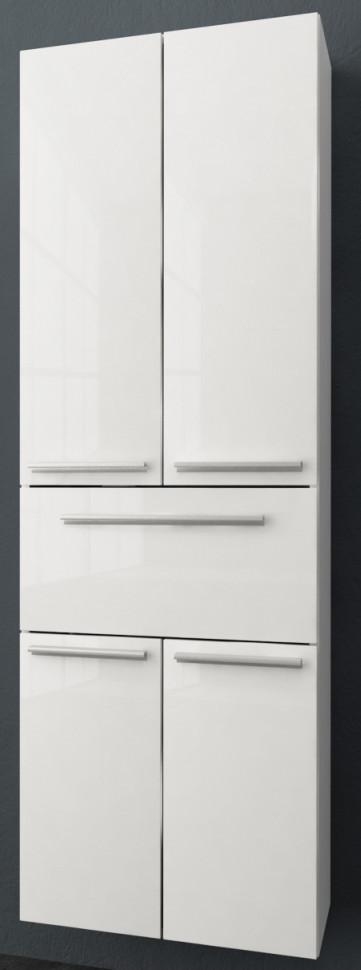 Пенал подвесной белый глянец/белый матовый Kolpa San Jolie J1801/600 WH