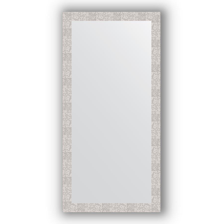 Зеркало 76х156 см соты алюминий Evoform Definite BY 3339 зеркало evoform definite 86х66 соты алюминий