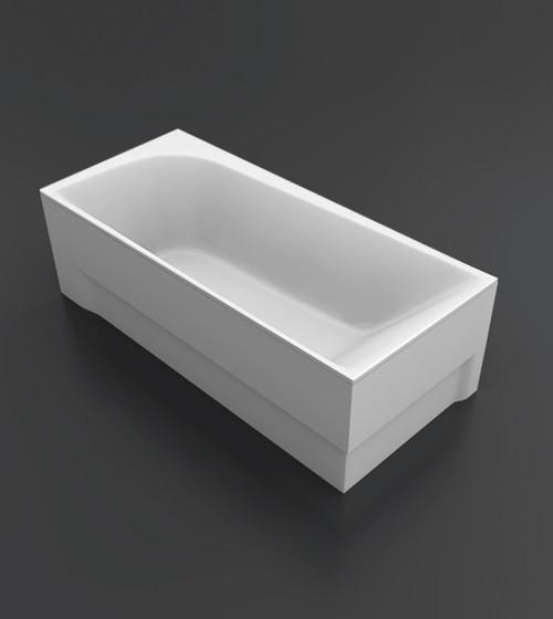 Фото - Акриловая ванна 180х80 см левая Vayer Boomerang 180.080.045.1-1.1.0.0 L акриловая ванна vayer trinity l 160x120 левая гл000008156