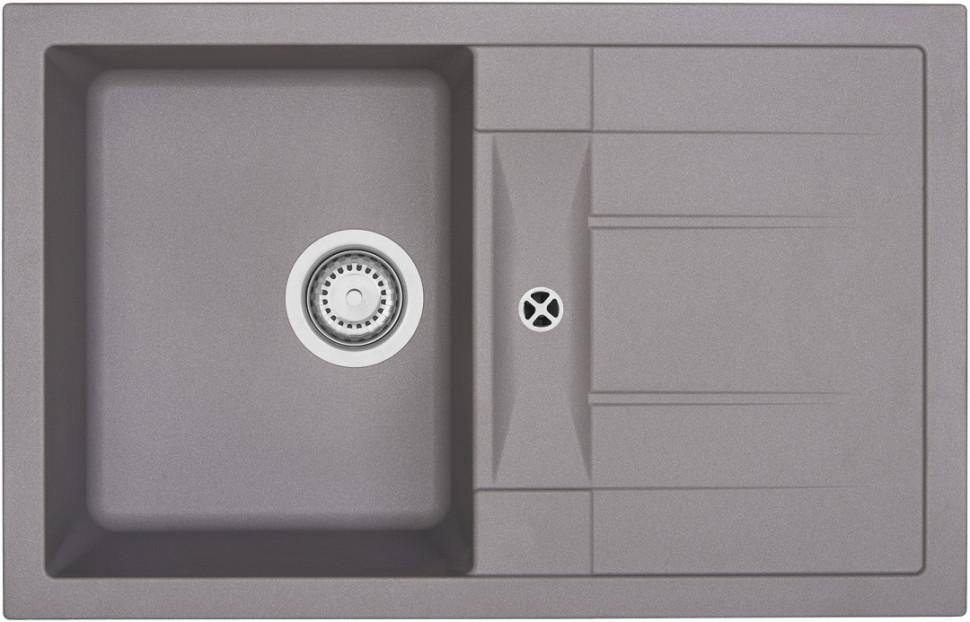 Кухонная мойка крома Longran Ultra ULS780.500 - 49
