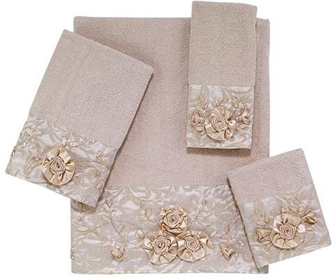 Полотенце для рук 46х28 см Avanti Royalty 036094BEI полотенца кухонные avanti полотенце для рук мини jasmine