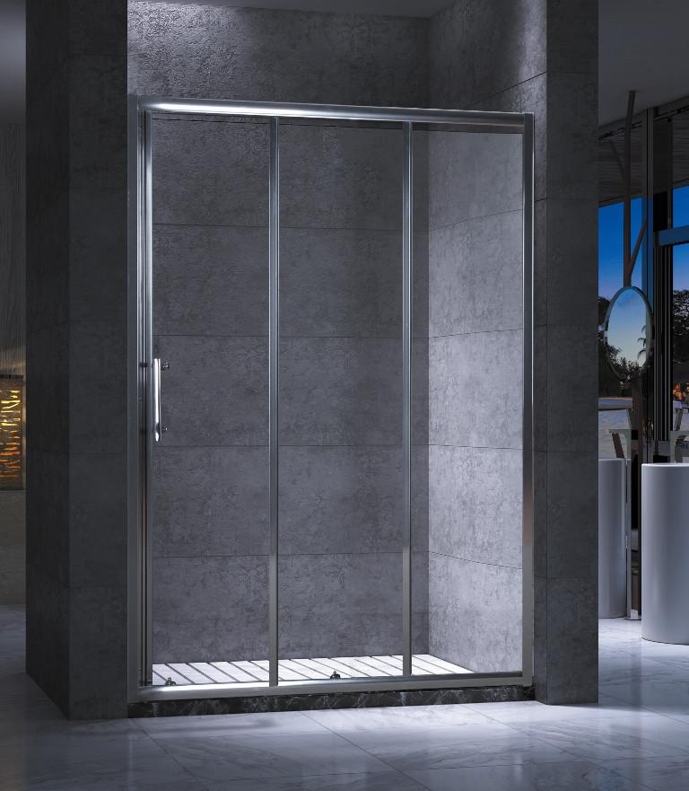 Душевая дверь 110 см Esbano ES-110DK-3 прозрачное фото