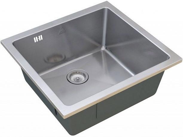 Кухонная мойка Zorg Steel Hammer R SH R 4444