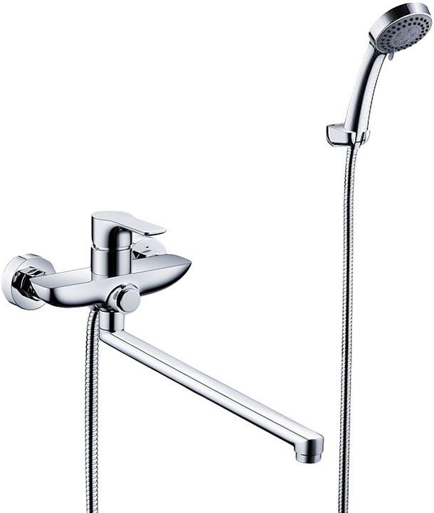 Смеситель для ванны Elghansa Berkshire 5372743 смеситель elghansa 1622519 white белый