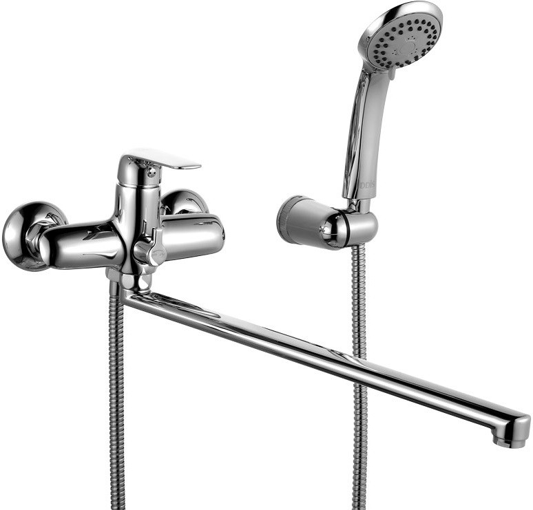 Смеситель для ванны IDDIS Pond PONSBL2I10 смеситель для ванны iddis renior rensbl0i10