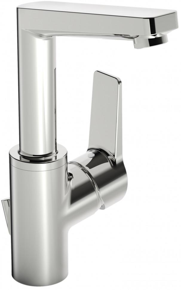 Смеситель для раковины с донным клапаном Oras Twista 3801F
