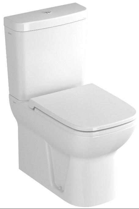 Унитаз-компакт с сиденьем стандарт и с механизмом смыва Geberit Vitra S20 9800B003-7203 унитаз vitra s20 9800b003 7204