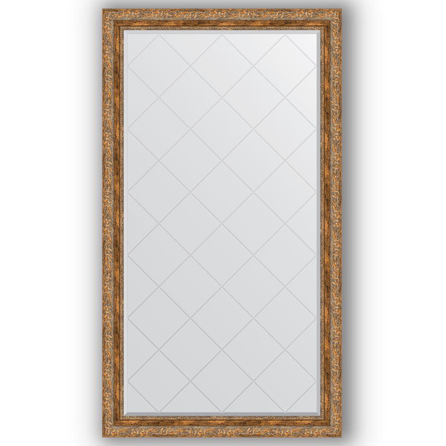Фото - Зеркало 95х170 см виньетка античная бронза Evoform Exclusive-G BY 4402 зеркало 75х130 см виньетка античная бронза evoform exclusive g by 4230