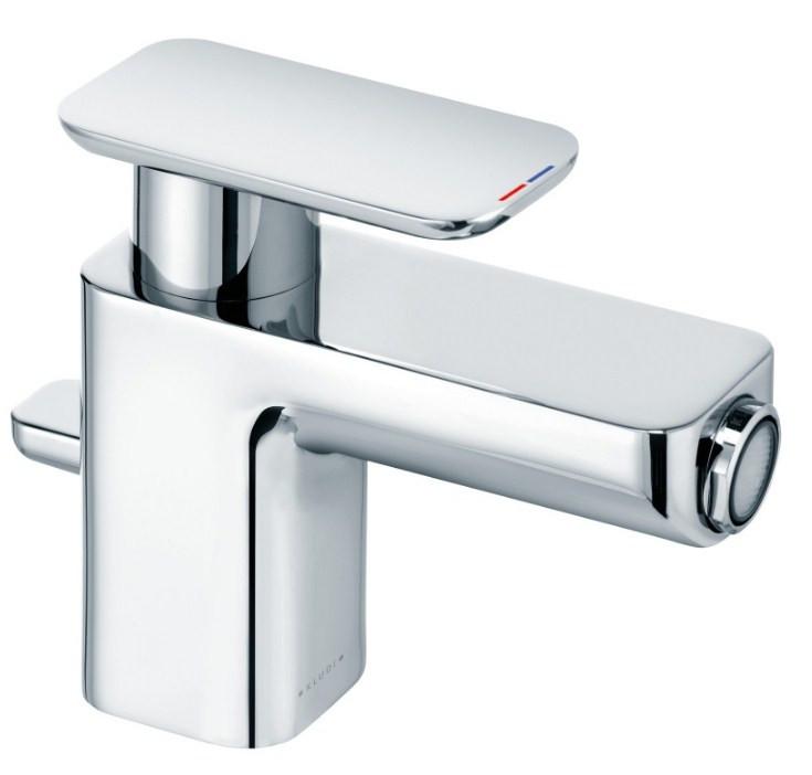 Смеситель для биде с донным клапаном Kludi E2 492160575 смеситель для биде с донным клапаном kludi logo neo 375330575