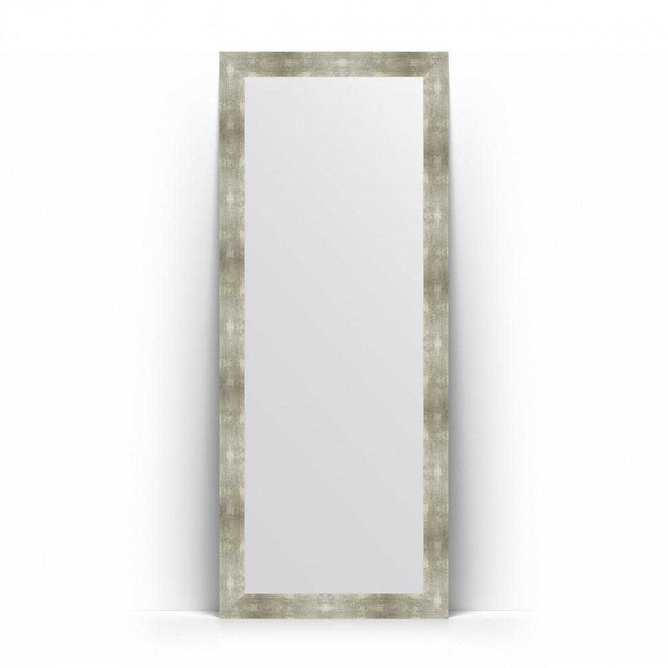 Зеркало напольное 81х201 см алюминий Evoform Definite Floor BY 6012