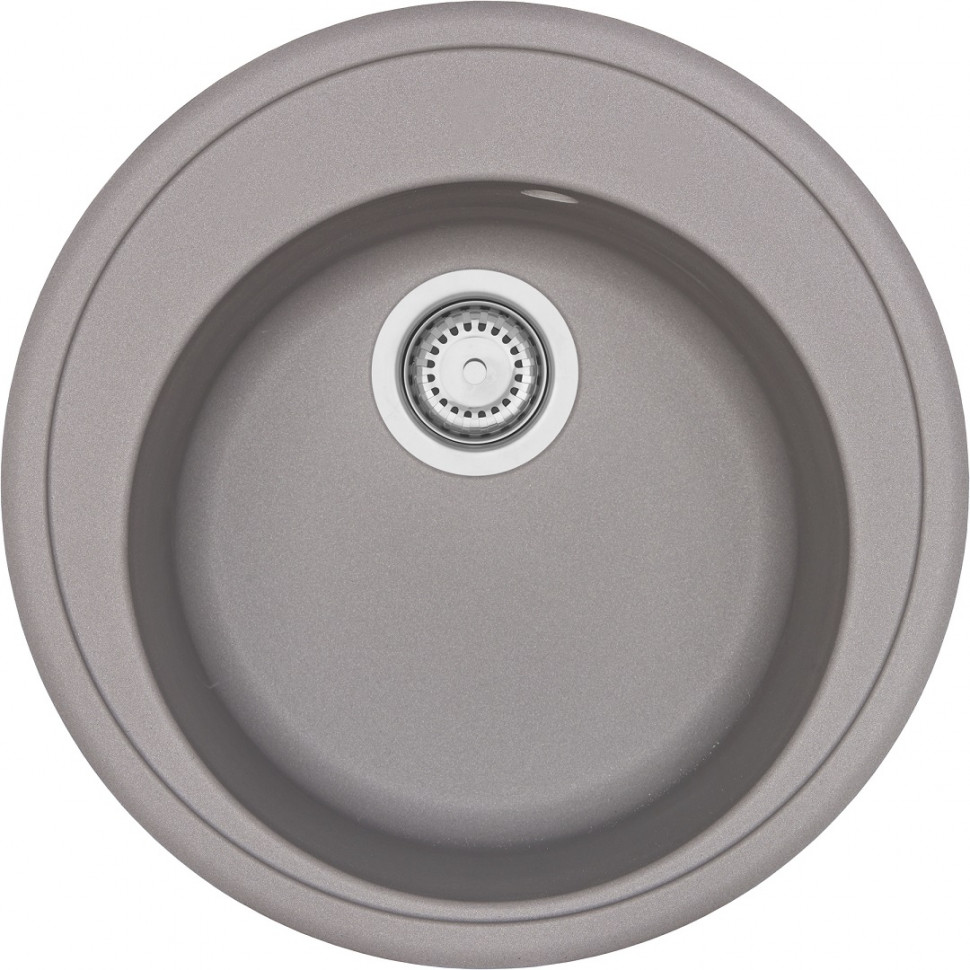Кухонная мойка крома Longran Ultra ULS510 - 49