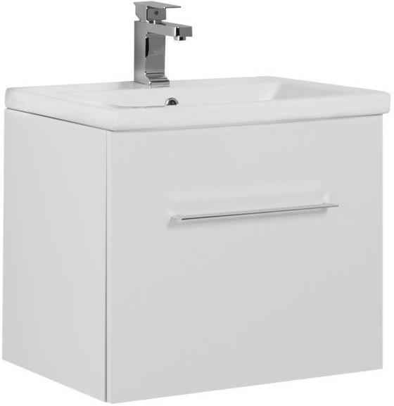 цена на Тумба белый 58,8 см Aquanet Порто 00195730