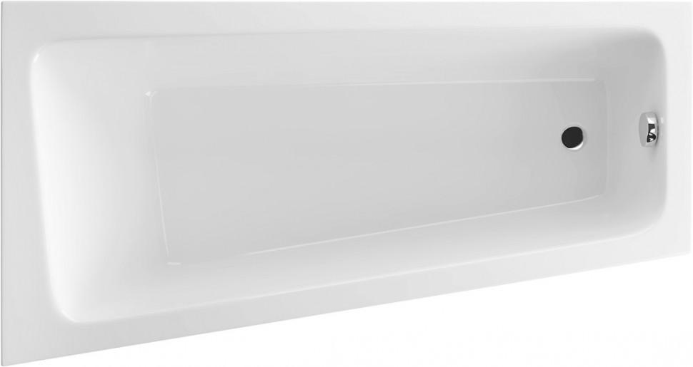 Акриловая ванна 150х80,5 см левая Excellent Ava Comfort WAEX.AVL15WH цена