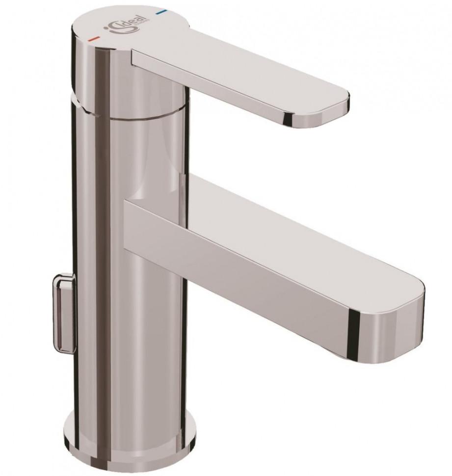 Смеситель для раковины с донным клапаном Ideal Standard Idealsmart B0459AA смеситель для раковины ideal standard smart b0459aa