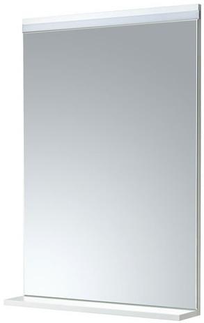 Фото - Зеркало 60х85 см белый глянец Акватон Рене 1A222302NR010 зеркало 60х85 см акватон лиана 1a162602ll010