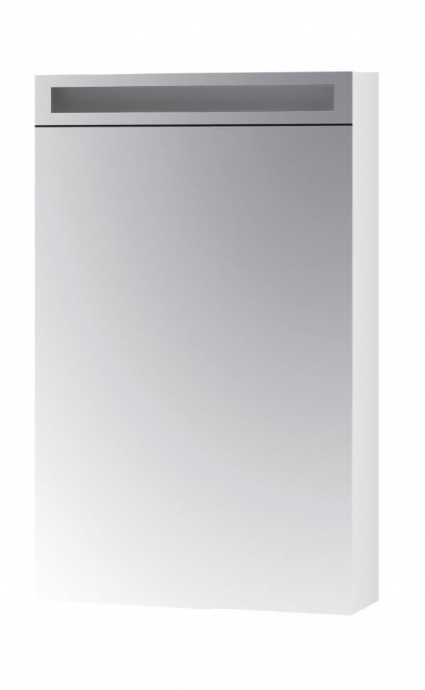 Зеркальный шкаф Dreja Max 50 с Led освещением, л/п 69110