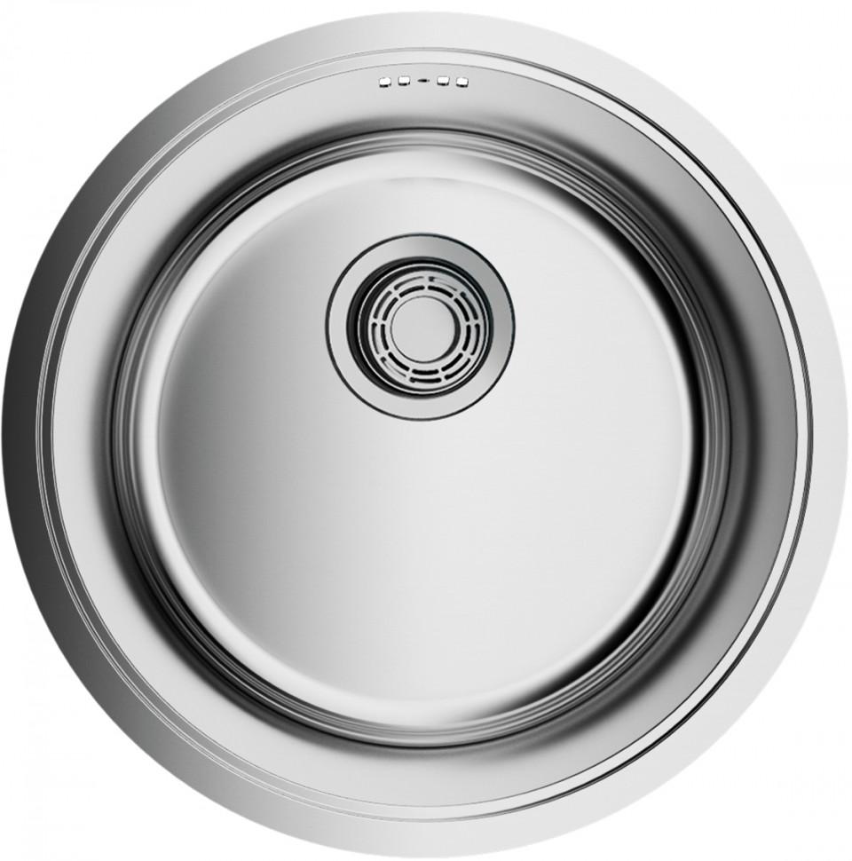 купить Кухонная мойка нержавеющая сталь Omoikiri Toya 42-IN по цене 8388 рублей