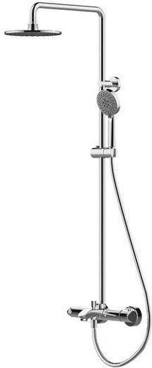 Душевая система 220 мм Bravat Waterfall F639114C-A2-RUS