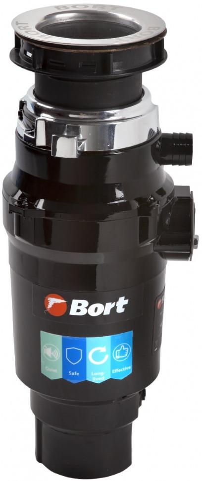 Фото - Измельчитель пищевых отходов Bort Master Eco 91275752 измельчитель stiga bio master 2200