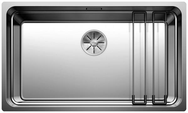 Кухонная мойка Blanco Etagon 700-IF InFino зеркальная полированная сталь 524272 кухонная мойка blanco etagon 8 infino кофе 525196