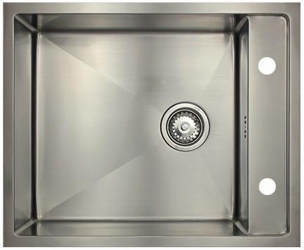 Кухонная мойка Seaman Eco Marino SMB-610XS.B кухонная мойка seaman eco marino smb 6351prs b