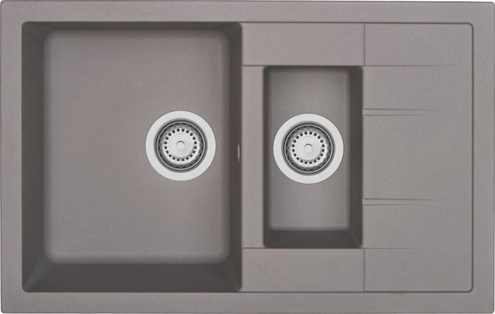 Кухонная мойка крома Longran Ultra ULS780.500 15 - 49 цена