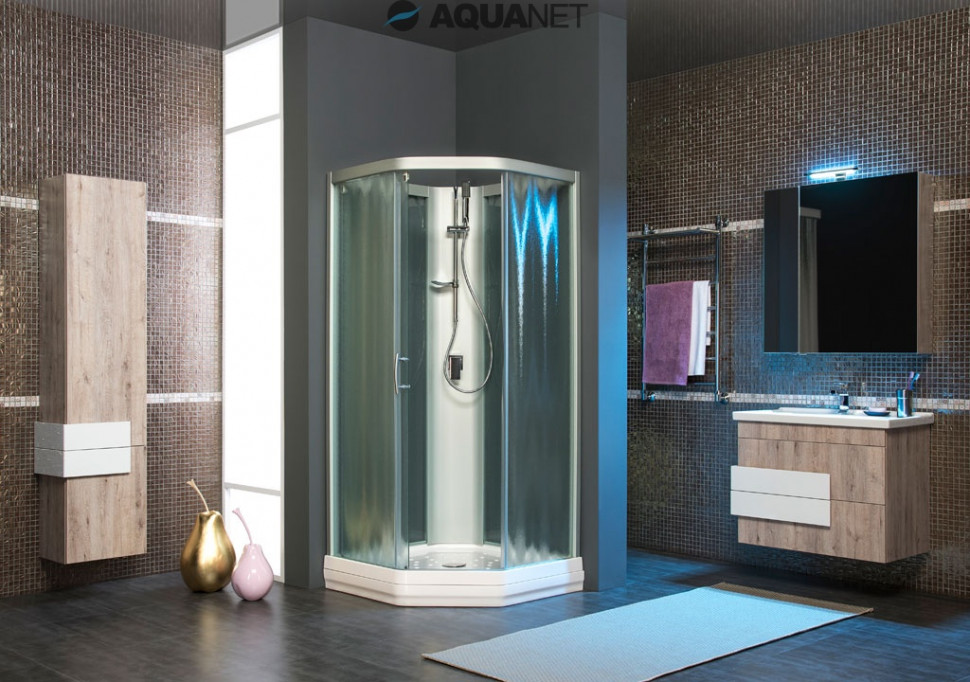 Тумба дуб кантри 66 см Aquanet Мадейра 00183070