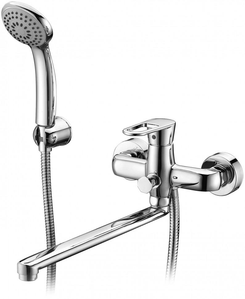 Смеситель для ванны Elghansa EcoFlow Beta 5350205 смеситель elghansa 1622519 white белый