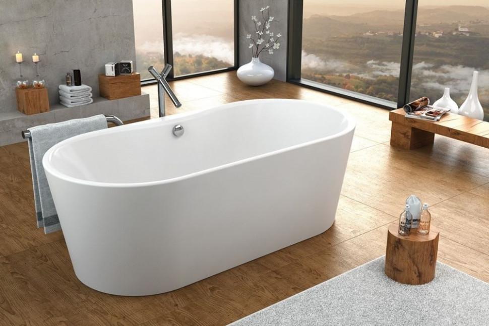 Акриловая ванна 185х90 см Kolpa San Comodo FS White