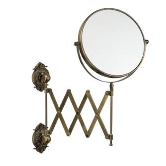 Поворотное косметическое зеркало на растяжке Hayta Classic Bronze 13992/BRONZE the bronze horseman