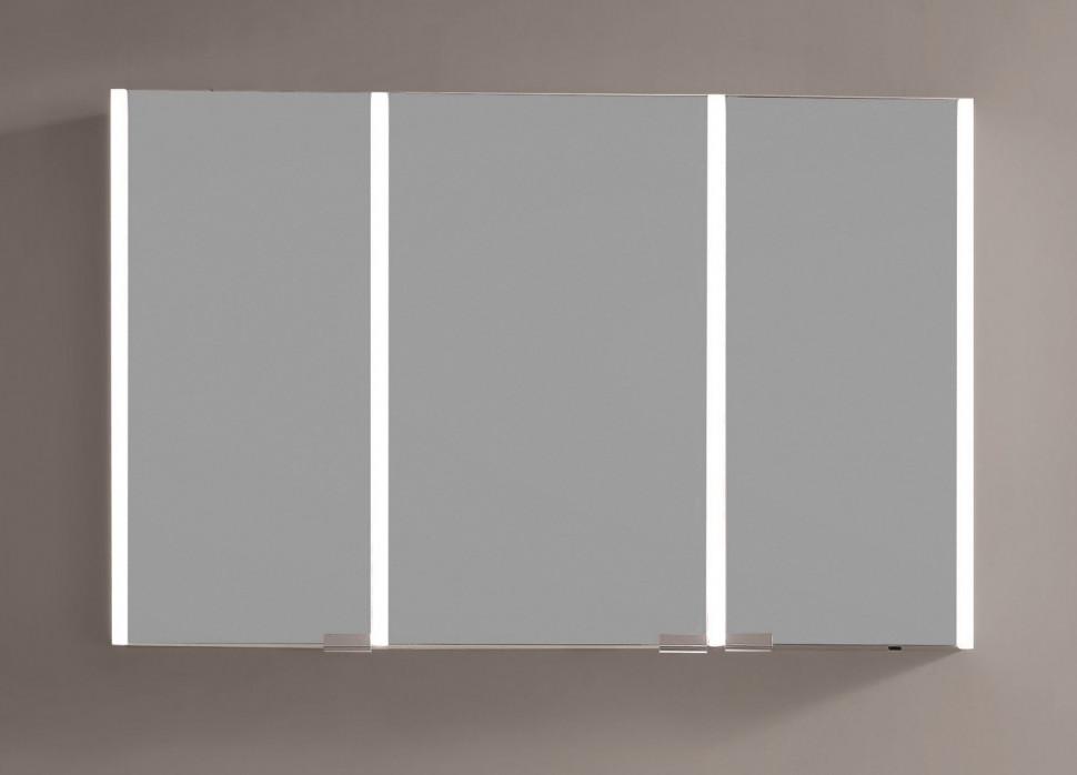 Зеркальный шкаф с подсветкой 110х70 см Esbano ES-3820