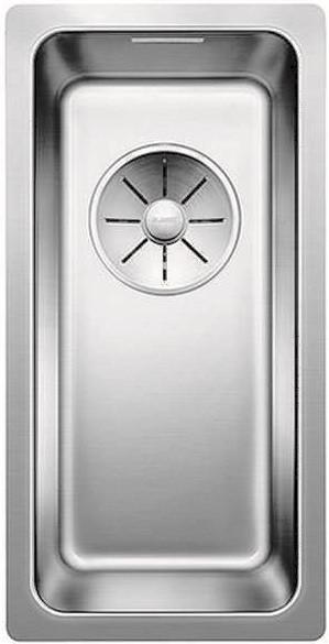 Кухонная мойка Blanco Andano 180-U InFino зеркальная полированная сталь 522952