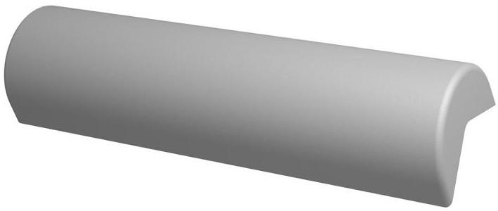 Фото - Подголовник для ванны серебристый Riho AH12115 подголовник для ванны черный riho ah07110