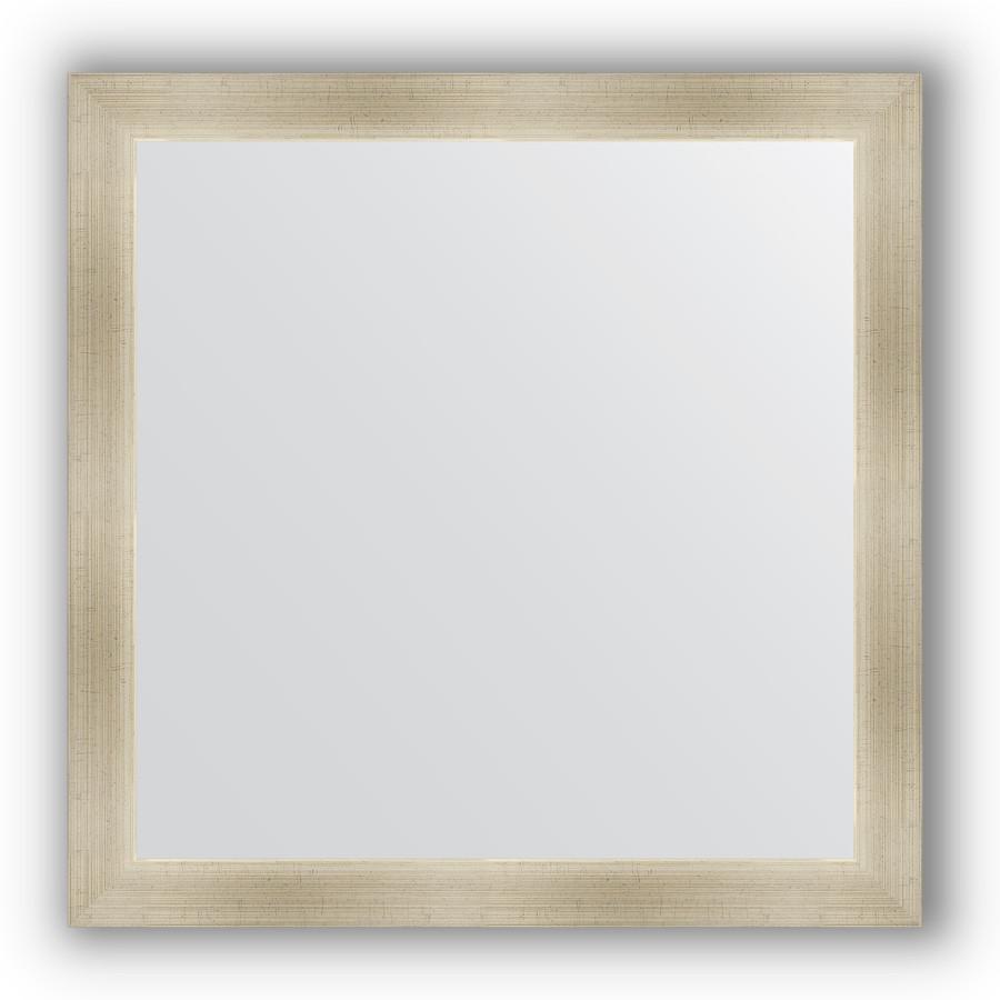 Фото - Зеркало 74х74 см травленое серебро Evoform Definite BY 0667 зеркало evoform definite 74х74 беленый дуб