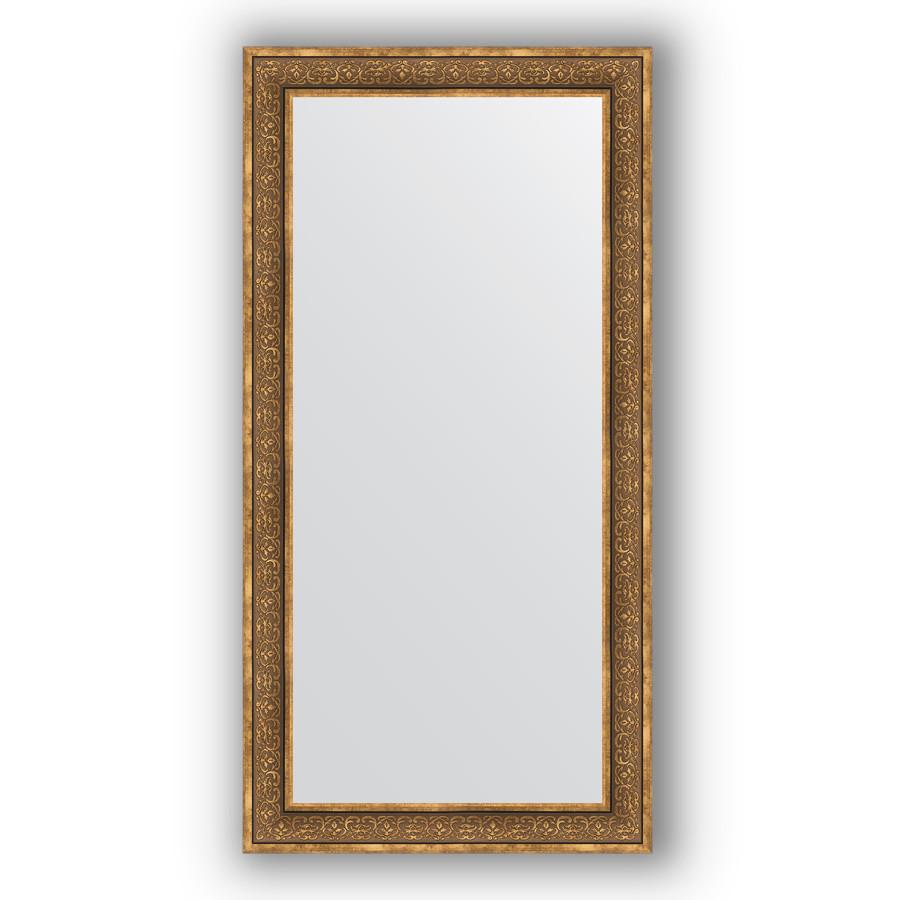 Зеркало 83х163 см вензель бронзовый Evoform Definite BY 3351 зеркало evoform definite 153х63 вензель бронзовый
