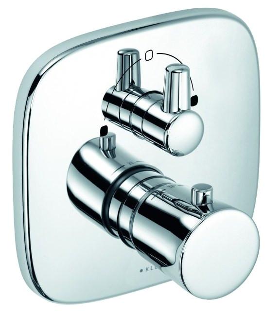 Термостат для ванны Kludi Ambienta 538300575 смеситель для ванны kludi kludi ambienta 538300575