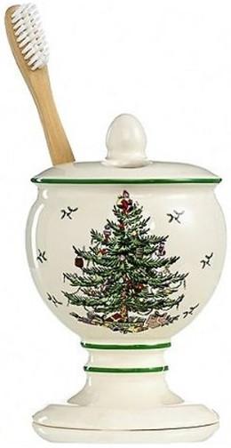 Держатель зубных щеток Avanti Spode Christmas Tree 11523B