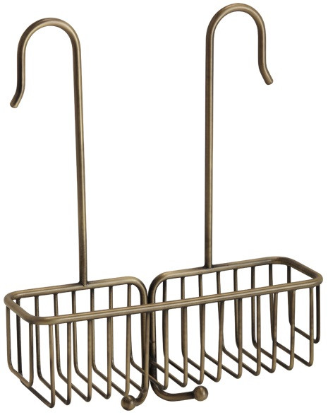 Полка для смесителя 22 см Veragio Baskets Bronzo VR.GFT-9090.BR полка угловая 22х22 см veragio baskets bronzo vr gft 9055 br