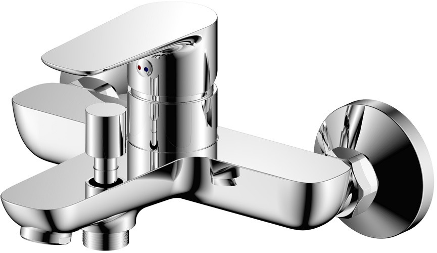 Смеситель для ванны Olive'S Barros 22201BR